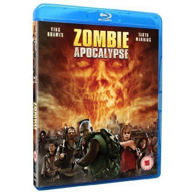 Zombie Apocalypse [Blu-ray]